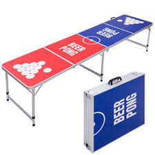 how long is a beer pong table 8ft beer pong table ebay