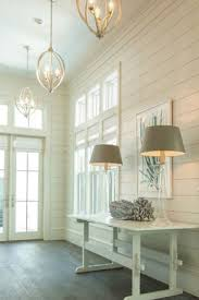 Pendant Light For Entryway Cottage Entryway With Transom Window Hardwood Floors Pendant
