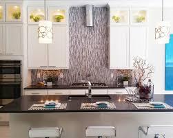 No Upper Kitchen Cabinets No Upper Cabinets Backsplash Houzz
