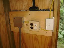 how to wire a shed for electricity 7 steps with pictures
