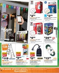 home depot black friday artifical trees black friday 2015 home depot ad scan buyvia