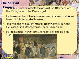 Safavids And Ottomans by The Safavid Empire