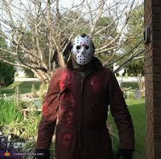 Jason Costume The 13th Jason Voorhees Costume