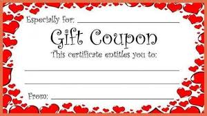 create a gift card create your own gift certificate creative designs make basic