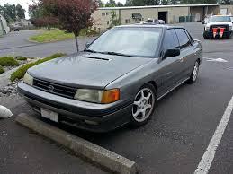 subaru car legacy 1991 subaru legacy turbo project car northwest rally sports
