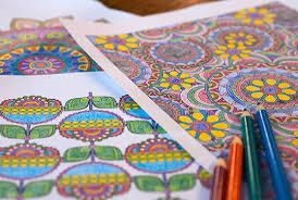 create stress relief coloring book adobe illustrator
