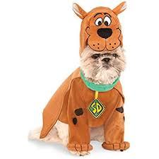 amazon scooby doo pet suit medium pet supplies