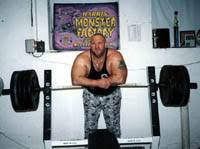 Anthony Clark Bench Press American Strength Legends Jaime Harris