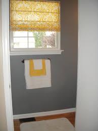 polished oak frame bathroom window using roll up f