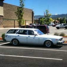 nissan datsun 1979 1979 datsun 810 wagon japanese nostalgic car