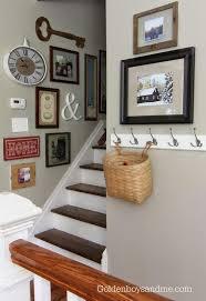 baby nursery astonishing decorate stairway wall staircase