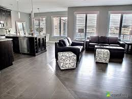 Kitchen And Living Room Flooring Ideas by Amazing Of Tiled Living Room Floor Ideas With Tile For Living Room