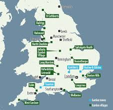 map uk villages what is a garden and would you welcome one nearby daily