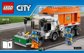 truck instructions garbage truck instructions 60118 city