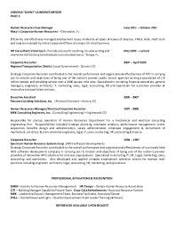 history major resume 2015 master resume employment history ginny messer