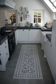 tapis sol cuisine tapis de sol cuisine tapis a partir de carreaux ciment plus tapis