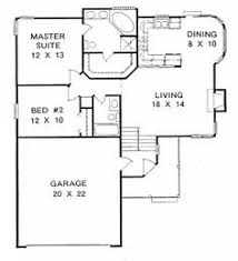 1000 sq ft floor plans 2 bedroom house plans 1000 square 1000 square 2