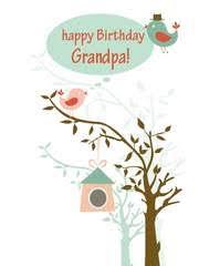 free printable birthday grandpa cards create and print free