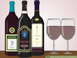 wine wedding gift 3 ways to give a low cost wedding gift wikihow