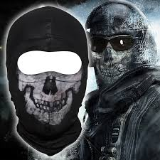 Call Duty Ghost Halloween Costume Compare Prices Military Ghost Mask Shopping Buy