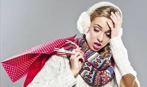 women u0027s stress levels hit a peak on christmas eve uk news
