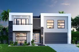 windsor 268 split level home designs in gj gardner homes