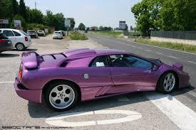 Lamborghini Murcielago Purple - just made 1 million what car to buy gta online gtaforums