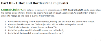 javafx layout hbox solved part iii hbox and borderpane in javafx control cir