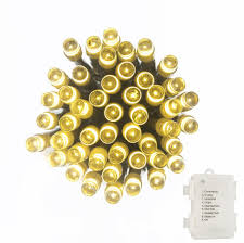 Battery String Lights With Timer by Led Battery String Lights 33ft 10m 100leds Waterproof Christmas