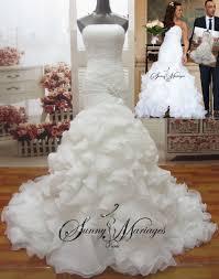 robe de mari e chetre chic robe de mariee princesse avec un joli bustier en coeur ou droit à
