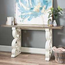 Half Moon Accent Table Console Tables Entryway Tables Kirklands