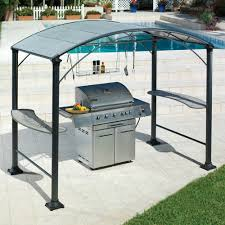 outdoor gazebo lowes grill canopy sun shades for patios