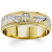 christian wedding bands christian rings cross wedding bands goldenmine