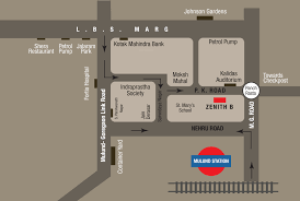 Floor Plan Of Bank by Gundecha Zenith In Mulund West Mumbai Price Location Map