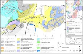 Map Of Sub Saharan Africa A Review Of The Mesoproterozoic To Early Palaeozoic Magmatic And
