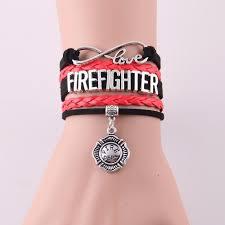 family bracelets firefighter family bracelets yay