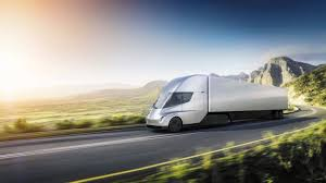 truck tesla elon musk unveils tesla semi electric truck in latest effort to