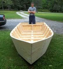 awesome backyard boat building 1 the wood construction is the
