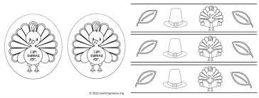 turkey headband thankful turkey hats