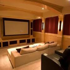 Small Home Theater Contemporary Media Room Minneapolis - Home media room designs