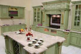 green rustic kitchen cabinets best kitchen cabinets design