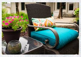 Recover Patio Chairs How To Recover A Bullnose Patio Cushion Do It Yourself Advice