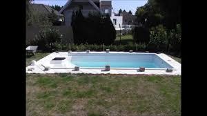 build a pool house poolabdeckung selber bauen schnell und günstig how to build a
