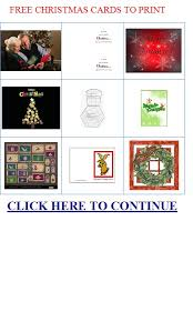 free christmas cards to print greeting card maker free