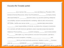 6 example of short bio for work biodata samples