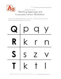 alphabet worksheets for preschoolers view and print this