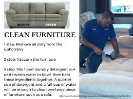 How To Clean Sofas by How To Clean Furniture Home Design Ideas And Pictures