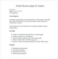 a simple resume exle resume excel format free danaya us