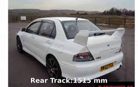 mitsubishi evolution 7 2002 mitsubishi lancer evolution vii gta info specification youtube