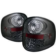 2002 ford f150 tail lights amazon com spyder auto alt yd ff15097fs led sm smoke led tail light